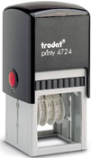 Trodat 4724 2 Color Dater