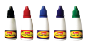 Supreme Ink<BR>for Self-Inking Stamps<BR>&Stamp Pads